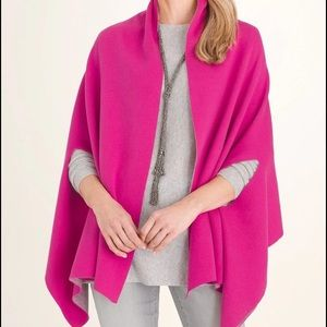 Chico's Pink Reversible Wrap